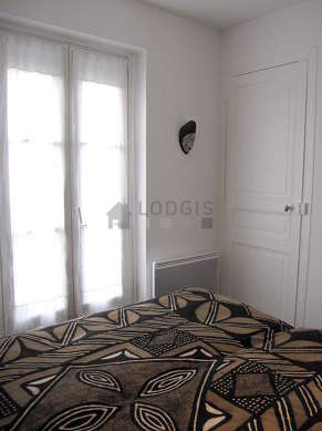 Chambre calme pour 2 personnes équipée de 2 lit(s) de 80cm
