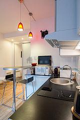 公寓 巴黎2区 - 廚房
