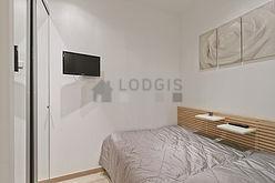 Appartement Paris 8° - Alcove