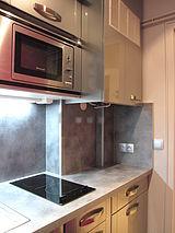 Apartamento París 7° - Cocina