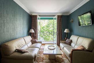 Invalides 巴黎7区 2个房间 公寓