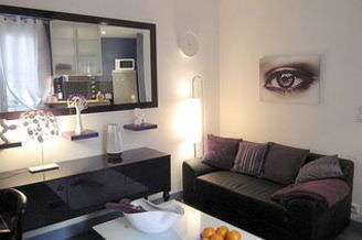 Appartement 1 chambre Paris 11° République