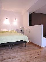 Appartement Paris 5° - Alcove