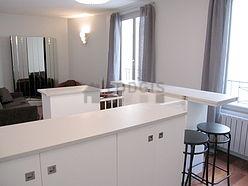 透天房屋 巴黎15区 - 客廳