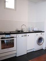 透天房屋 巴黎15区 - 廚房