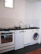 Дом Париж 15° - Кухня