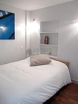 Maison individuelle Paris 15° - Chambre
