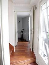 Maison individuelle Paris 15° - Entrée