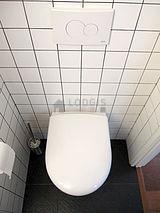 Maison individuelle Paris 15° - WC