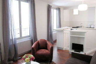 Vaugirard – Necker 巴黎15区 2個房間 透天房屋