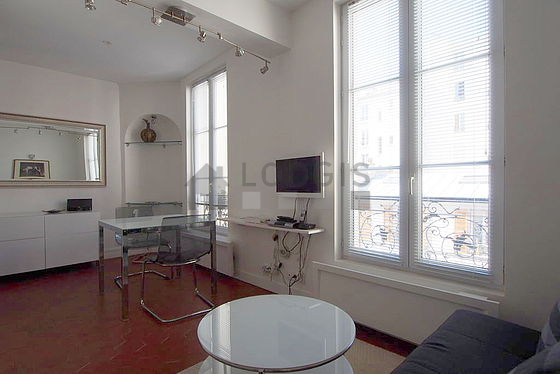 Location studio paris 20 rue du volga meubl 30 m for Le pere du meuble