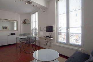 Père Lachaise 巴黎20区 单间公寓