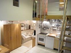 雙層公寓 巴黎2区 - 客廳