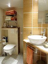 雙層公寓 巴黎2区 - 浴室