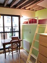 dúplex París 2° - Dormitorio 2