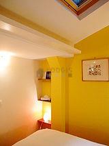 dúplex París 2° - Dormitorio