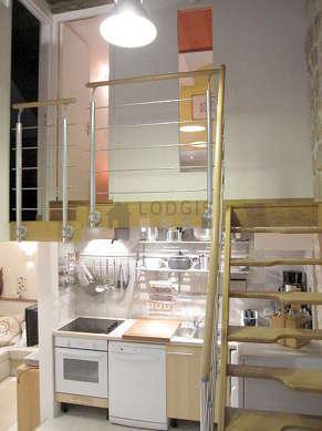 Duplex Paris 2° - Entrée