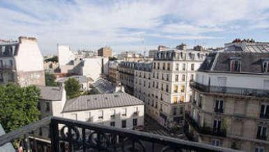 Studio Paris 20° Belleville – Ménilmontant