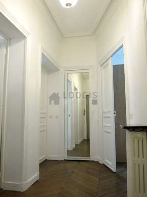 Appartement Paris 17° - Dressing