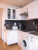 Apartamento París 19° - Cocina