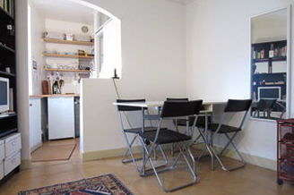 Buttes Chaumont Paris 19° 1 quarto Apartamento