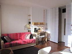 アパルトマン パリ 3区 - リビングルーム