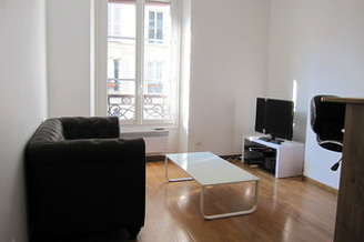Montparnasse 巴黎14区 1個房間 公寓