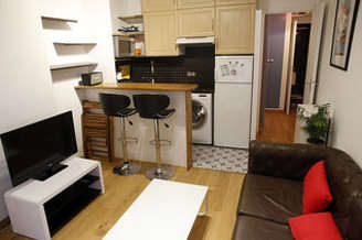 Montparnasse Paris 14° 1 bedroom Apartment