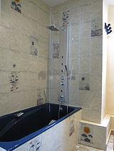 Appartement Paris 9° - Salle de bain