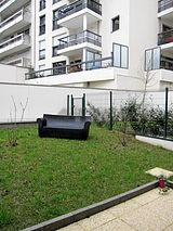 Appartement Paris 15° - Jardin