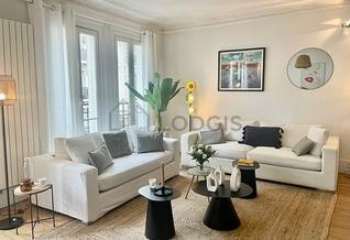 Apartment Rue Poussin Paris 16°