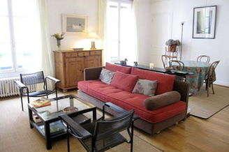 Montparnasse Париж 14° 1 спальня Квартира