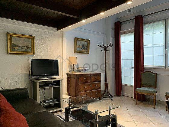 Beau séjour très calme d'un appartement à Paris