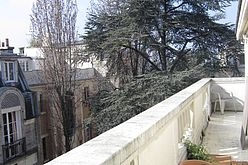 公寓 巴黎16区 - 陽台