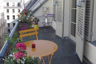 Квартира Rue D'amboise Париж 2°