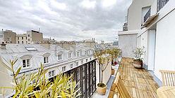 Квартира Париж 9° - Терраса