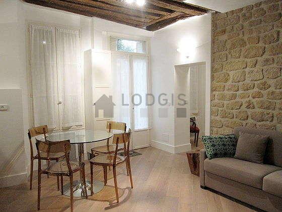 Wohnung Paris 3°   Wohnzimmer