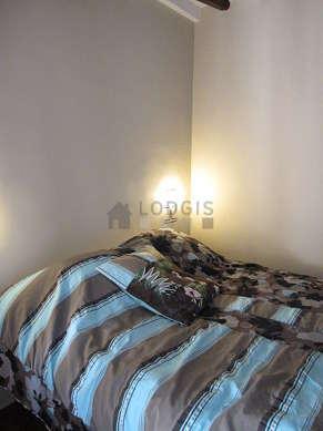 Appartement Paris 2° - Alcove
