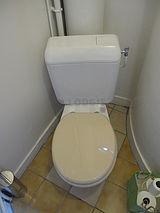 アパルトマン パリ 17区 - トイレ