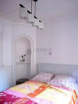 アパルトマン パリ 17区 - ベッドルーム 2