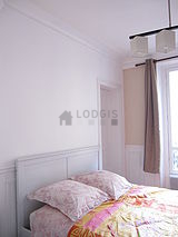Appartement Paris 17° - Chambre 2