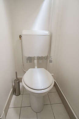 Appartement Paris 17° - WC