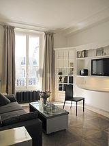 Appartement Paris 2° - Séjour