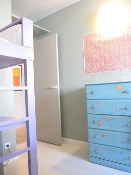 Appartement Paris 13° - Chambre 2