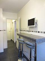 公寓 巴黎19区 - 廚房