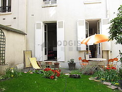 Appartement Paris 17° - Jardin