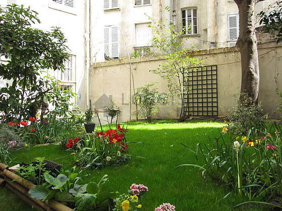 Appartement Paris 17° - Jardin