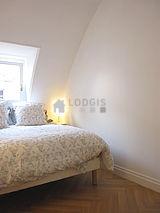 Appartement Paris 2° - Chambre
