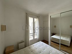 Apartment Paris 9° - Bedroom