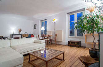 Saint Maurice 1个房间 公寓